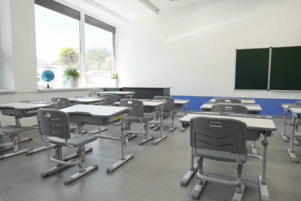 luchtkwaliteit en ventilatie in scholen