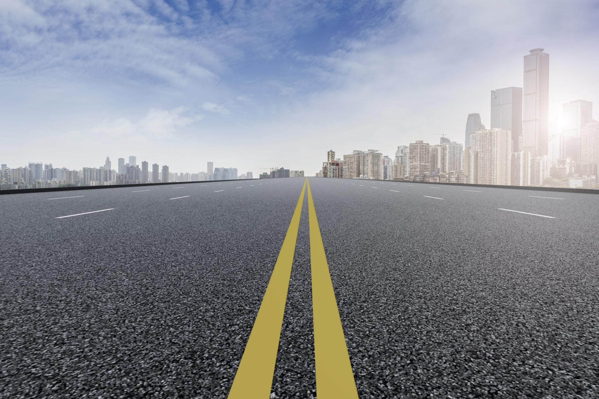asfalt en luchtverontreiniging
