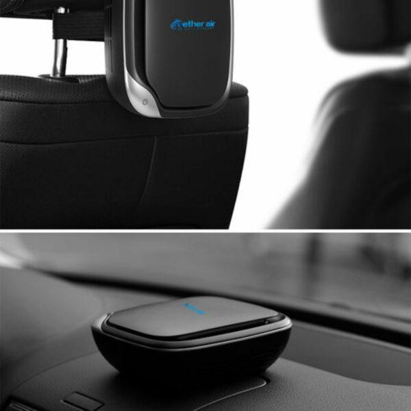 luchtreiniger voor in auto